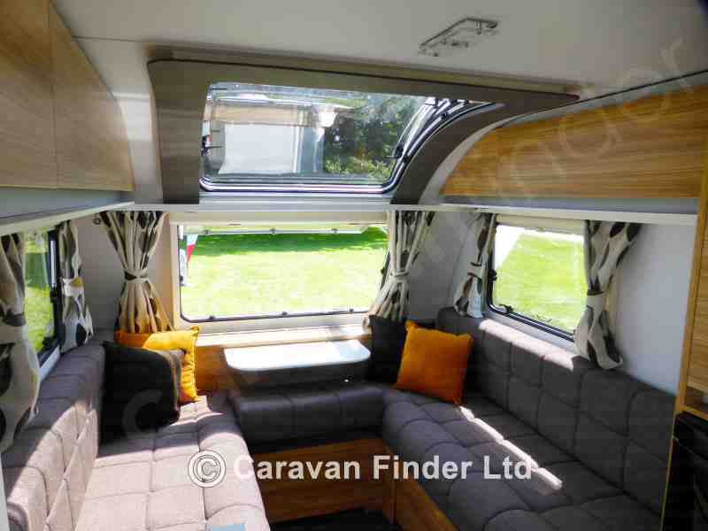 Barnsdale Leisure, Used Adria Fourth 362 LH 2017 Caravan for