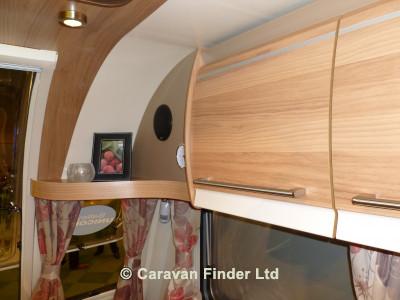 Bailey Unicorn Cadiz S2 2014 Caravan Photo