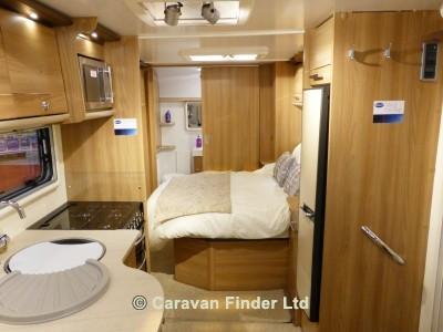 Couplands Caravans Used Bailey Unicorn Vigo S3 2015
