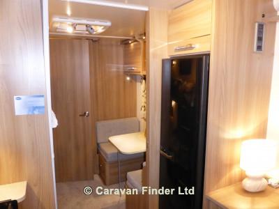 Bailey Pegasus Ancona 2016 Caravan Photo