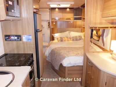 Bailey Unicorn Barcelona S3 2016 Caravan Photo