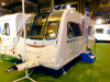 Bailey Unicorn Cadiz S3 2016 Caravan Photo