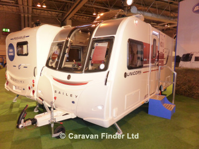 Bailey Unicorn Vigo S3 SOLD 2016