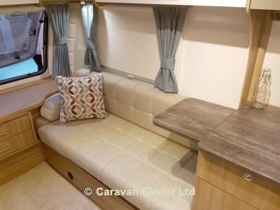 Bailey Pursuit 530 2017 Caravan Photo