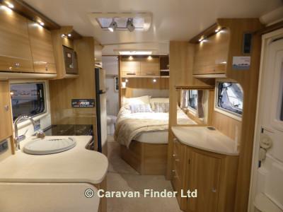 Couplands Caravans Used Bailey Unicorn Barcelona 2017