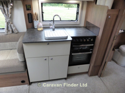 Bailey Pegasus Grande Messina 2019 Caravan Photo