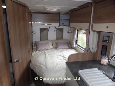 Couplands Caravans New Bailey Pegasus Grande Turin 2019
