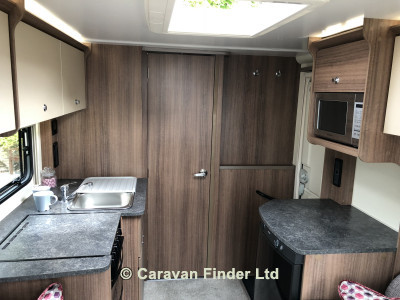 Bailey Phoenix 420 2019 Caravan Photo