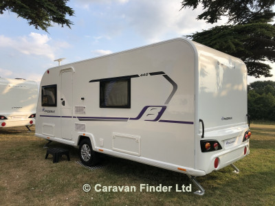 Bailey Phoenix 440 2019 Caravan Photo