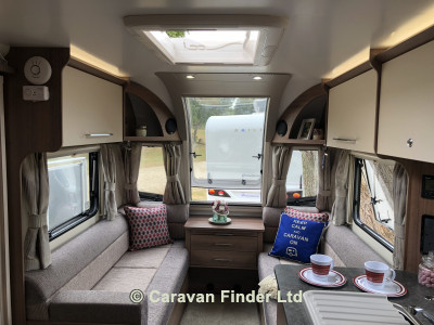 Bailey Phoenix 644 2019 Caravan Photo