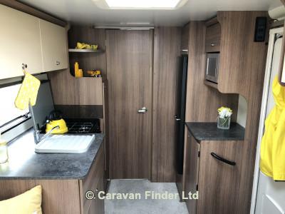 Bailey Phoenix 760 2019 Caravan Photo