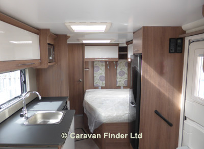 Couplands Caravans New Bailey Unicorn Valencia 2019