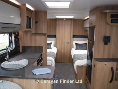 Bailey Alicanto Grande Estoril 2020 Caravan Photo