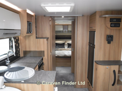 Bailey Alicanto Grande Porto 2020 Caravan Photo