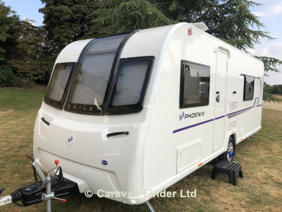 Bailey Phoenix 642 2020 Caravan Photo