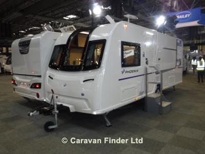 Bailey Phoenix 644 2020 Caravan Photo