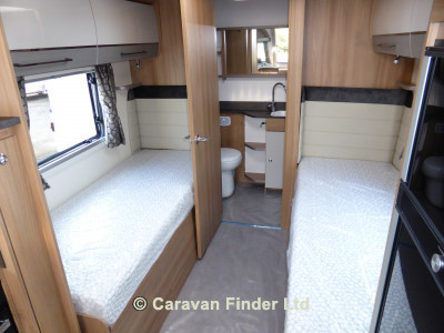 Bailey Alicanto Grande Estoril 2021 Caravan Photo