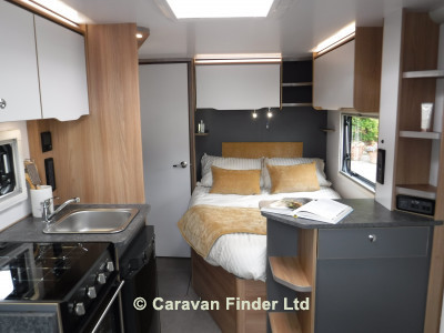 Bailey Discovery D4-4 2022 Caravan Photo