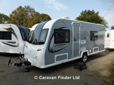 Bailey Phoenix Plus 440 2022 Caravan Photo