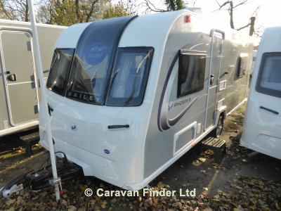 Bailey Phoenix Plus 640 2022 Caravan Photo