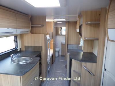 Bailey Phoenix Plus 650 2022 Caravan Photo