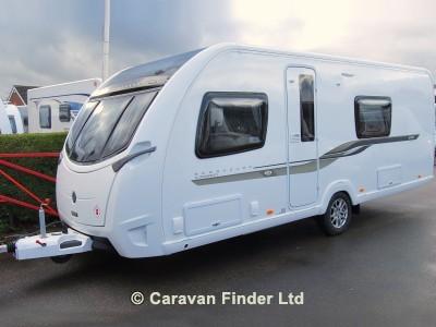 Bessacarr By Design 570 2015 Caravan Photo