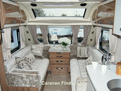 Bessacarr By Design 625 2015 Caravan Photo