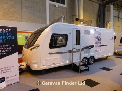 Bessacarr By Design 645 2015 Caravan Photo
