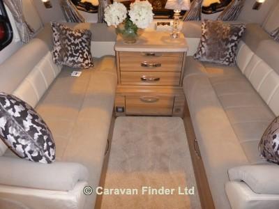 Bessacarr By Design 580 2016 Caravan Photo