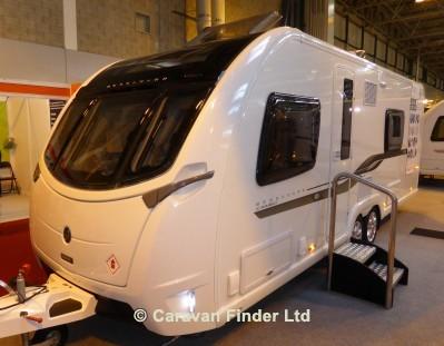 Bessacarr By Design 625 2016 Caravan Photo