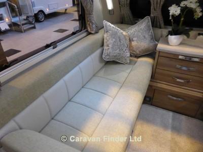 Bessacarr By Design 525 2017 Caravan Photo