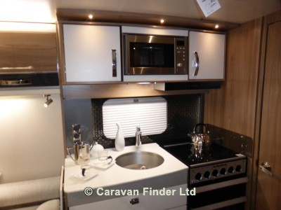 Bessacarr By Design 650 2019 Caravan Photo