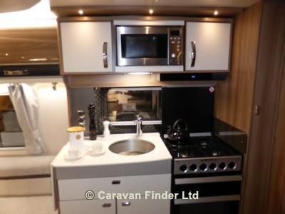 Bessacarr By Design 835 2019 Caravan Photo
