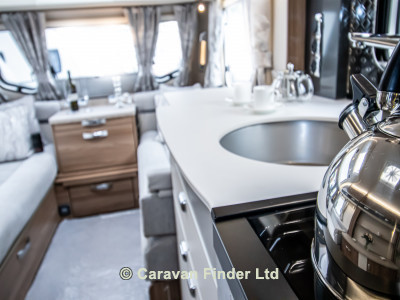 Bessacarr By Design 495 2020 Caravan Photo