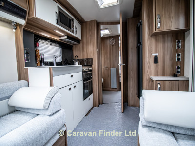 Bessacarr By Design 835 2020 Caravan Photo