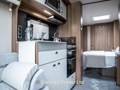 Bessacarr By Design 845 2020 Caravan Photo