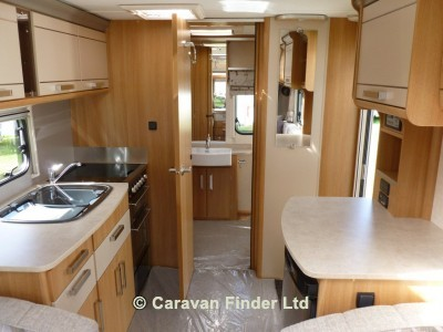 Coachman VIP 460 2013 Caravan Photo