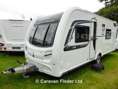 Coachman VIP 565 2016