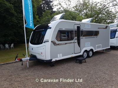 Couplands Caravans New Coachman Laser 675 2019 Caravan