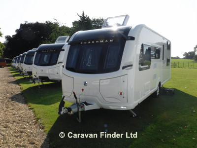 Coachman Highlander Xtreme Edition 580 2020