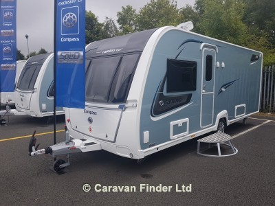 Compass Camino 554 NEW 2019 MODEL 2019