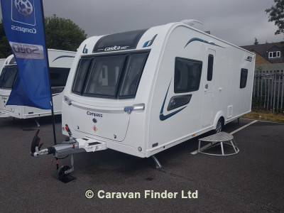 Compass Casita 550 IB NEW 2019 MODEL 2019
