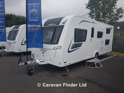 Compass Casita 586 NEW 2019 MODEL 2019