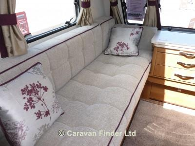 Elddis Affinity 530 2014 Caravan Photo