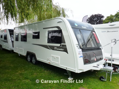 Elddis Crusader Super Cyclone 2015