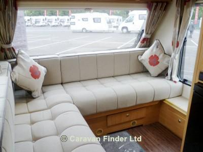 Elddis Xplore 302 2016 Caravan Photo
