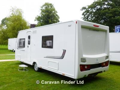 Lunar Clubman SE 2013 Caravan Photo