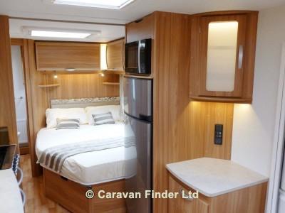 Campbells Caravans Preston Used Lunar Delta Rs 2013