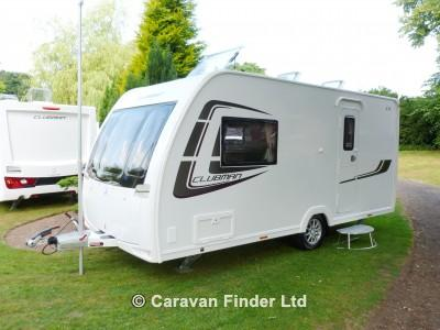 Lunar Clubman CK 2014 Caravan Photo