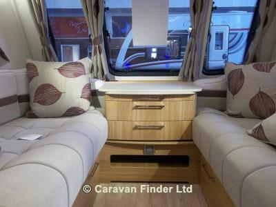 Campbells Caravans Preston Used Lunar Clubman Sb Saros